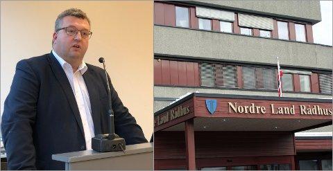 VENTER: Konstuert kommunedirektør Tom Rune Bratlien overlater til sin etterfølger å finne ny teknisk sjef i Nordre Land