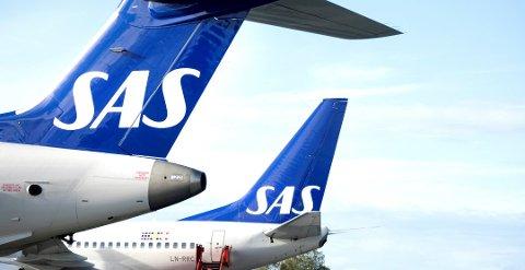 SAS har hatt store problemer i sommer. Foto: Gorm Kallestad, NTB scanpix/ANB