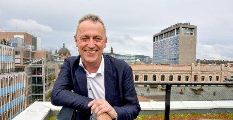 SLUTTER: Are Stokstad har bestemt seg for å gi seg som konsernsjef i Amedia.