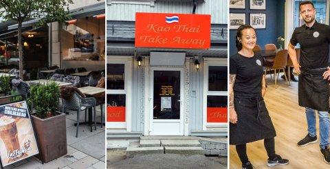 Vaffelbua, Kao Thai og Cafe Blå er blant de spisestedene som har fått besøk av Mattilsynet i juli.