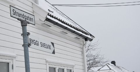 NYTT: Strandgaten 25 er blant veiene som skal få nytt navn i forbindelse med nye boligprosjekter i Svelvik kommune.