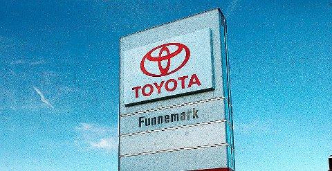 Funnemark bilforretning i Porsgrunn