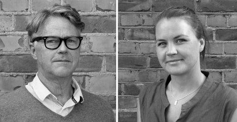 SAMARBEID: Hvem bestemmer egentlig hvordan arkitekturen skal være? Svaret er tredelt: Byggherren, de folkevalgte og arkitekten, skriver Thorvald Bernhard og Renate Ellila.