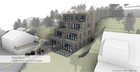 Debatt: Saken om Vika-leiligheter har ført til en debatt om byggeskikk og boligutvikling på Fagernes og Leira.