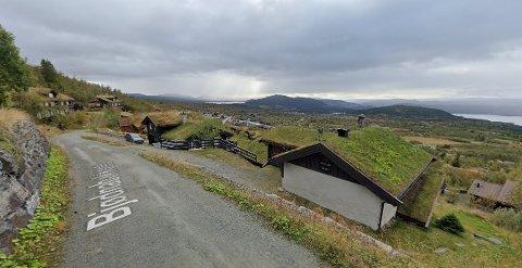 DYRESTE EIENDOM: Denne hytta i Bjødnabakkgoto ble solgt for 8,42 millioner i februar.