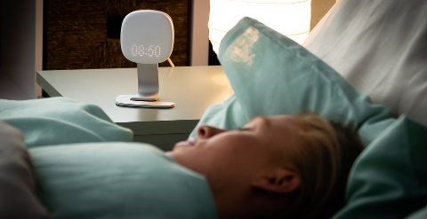 SØVN: Gjenåpningen har bidratt til at flere sliter med nok søvn. Bildet er et illustrasjonsfoto.