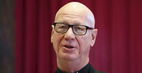 FOREDRAG: Prost i Vestre Aker kirke, Trond Bakkevik, kommer til Risør.>Foto: scanpix