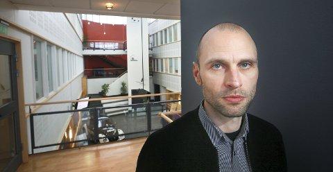 Politiadvokat: Viktor Madsen mener vi bør få øynene opp for hvilken vold barn faktisk blir utsatt for i hjemmet.