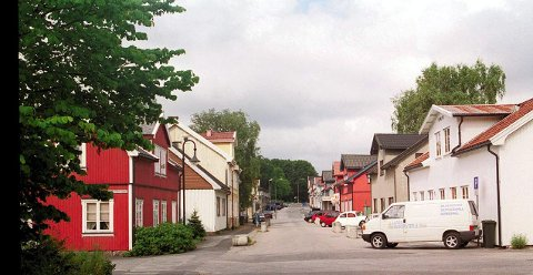 I fare: Byantikvaren reagerer på at kommunen ønsker «riving som byutviklingsstrategi» på Holmen.