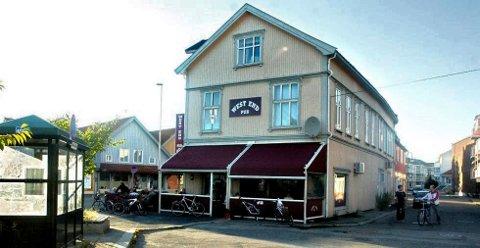 IKKE PLUSS: West End Pub på Holmen endte med et lite underskudd både i fjor og året før.