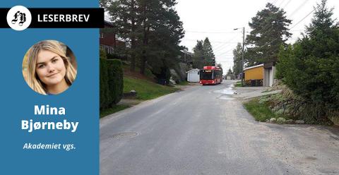 Buss ble ønsket velkommen tilbake i Pettersand for to år siden. Nå blir det et nytt avbrekk, noe Mina Bjørneby beklager.