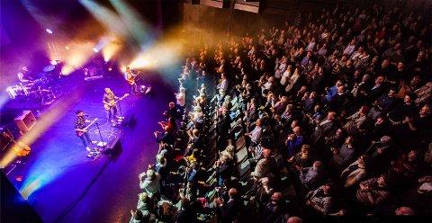 The Fortunate Sons er nå på kulturhus-turne, men får ikke spille i Stormen konserthus.