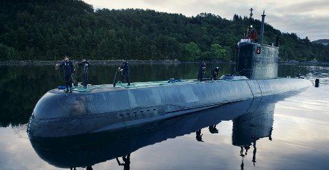 ULA-KLASSEN: Batterier til dagens norske ubåter skal etter planen fortsatt produseres i Horten. Forsvaret jobber med å lage en ny fabrikk.foto: forsvaret