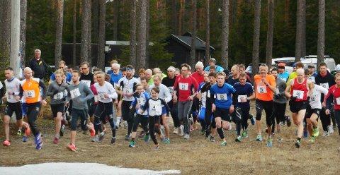 JOGG:  «Gå-joggen»-karusellen starter opp igjen onsdag 3. april. Foto: Bedriftsidretten