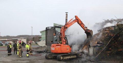 For tre år siden brant flislageret til Sveio bioenergi ned, og det ble stans i oppdraget.