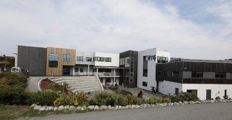 SMITTE: Klassen på ungdomsskoletrinnet på HTG-U er i karantene etter bekreftet smitte.