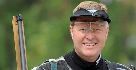 NEST BEST: John Melvin Tveiten ble andremann.