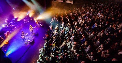 FORRYKENDE: Fortunate Sons lover et forrykende Creedence-show i Lyngdal.