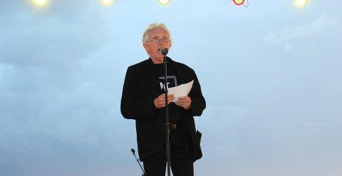 – Kultur skal ikke være forbeholdt de få. Kultur skal være for alle. Derfor ønsker vi under PIT å vise et stort spekter av teater, sa festivalsjef Trond Hannemyr i sin tale.