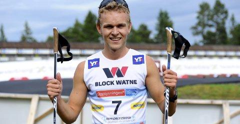 BLIR SATSET PÅ: Leif Torbjørn Næsvold er en av dem som skiforbundet ønsker å bygge opp inn mot de olympiske vinterlekene i Kina i 2022.