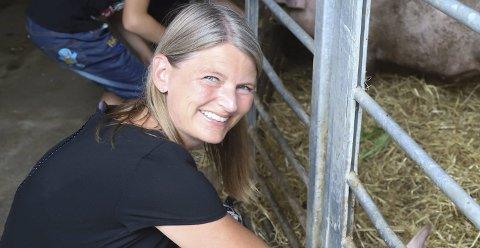Ordfører i Asker Lene Conradi