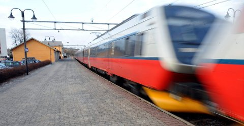 TOG: Bane NOR forventer sterk trafikkøkning på Vestfoldbanen når dobbeltsporet er på plass om 14 år.