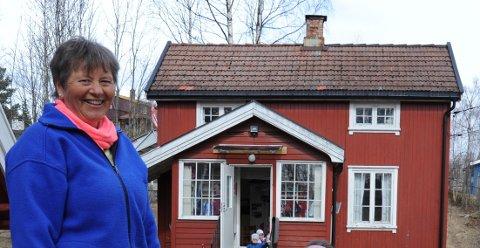 ANNO 2015: Etter 36 års drift ble Granstua barnehage besluttet nedlagt i 2015. Torill Djupeng har vært med det meste av veien.