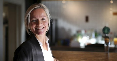 Næringssjef i Risør, Kamilla Solheim.