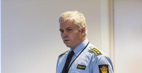 FRAMTIDSRETTA: Lensmann i Gulen, Masfjorden og Solund lensmannsdistrikt, Ivar Holmaas, seier det er utfordrande å få unge betentar til å bli verande i distriktet sitt. No ønskjer han seg eit politi som er meir framtidsretta. Arkivfoto