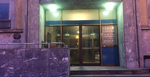 Tidligere Nordlandsbank-bygningen