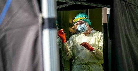 STORT UTBRUDD: Tromsø kommune står overfor et stort, nytt smitteutbrudd av covid-19. Torsdag testet 19 personer positivt for viruset.