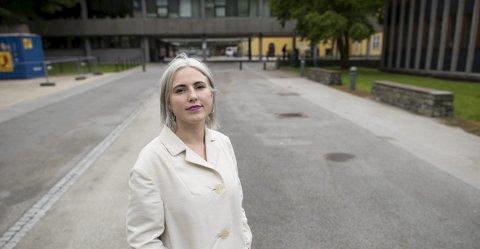 Sofie Marhaug ber bystyret kutte tilskuddet til privatskoler. – Det er offentlige penger som går til skole. Da er det opprørende at så store arbeidsgivere får holde på slik, sier Marhaug. Arkivfoto: Anders Kjølen