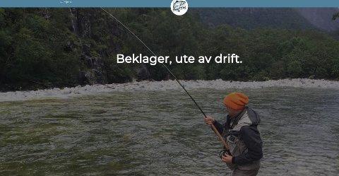 Nettsiden til FiskeTV er nå ute av drift.