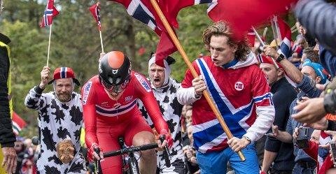 Sykkel-VM i 2017 er det største idrettsarrangementet som noen                         gang har blitt arrangert i Bergen. Det ble en folkefest uten like. De kommende årene kan det komme flere internasjonale mesterskap til Bergen.