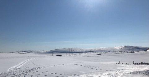 Lørdag var en helt fantastisk dag i Nordkapp. Flere slike dager som dette må vi vente litt på enda.