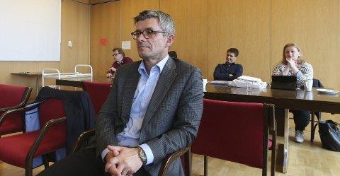 SKAPTE TERRA-HÅP: Advokat Ulf Larsen