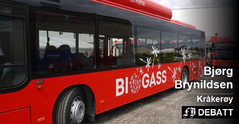 – Har dere tatt høyde for at noen faktisk er helt avhengige av buss? Bjørg Brynildsen er opptatt av dem som ikke har andre valg enn bussen for å komme seg til jobb, lege eller fritidsakitviteter.  Arkivfoto: Fredrik Norland