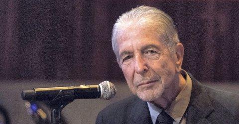 BRED KARRIERE: Leonard Cohen var flink i mye. Det er musikeren Cohen som hylles lørdag.
