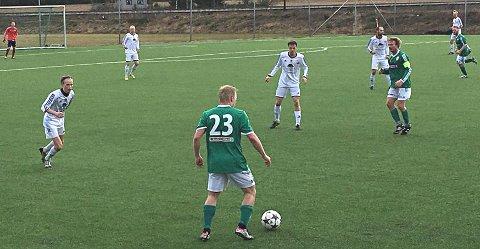 Sander mot Aurskog-Høland FK