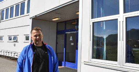 Rektor: Kim Unstad, Vest-Lofoten videregående skole.