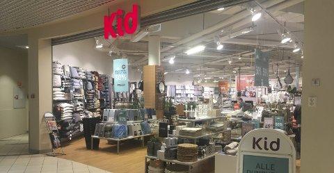 TIl Leknes: Kid Interiør finnes fra før i Svolvær, her fra butikken på AMFI, og skal nå også etablere seg på Leknes.Foto: Øystein Ingebrigtsen