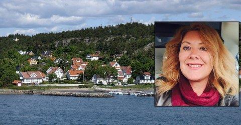 SANK: Annelene Myklebust sto oppført med størst inntekt i Rygge i 2016. Inntektene var betraktelig lavere i 2017.