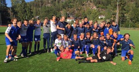 VIDERE I ADIDAS CUP: Sprints G13-lag kan se fram til sluttspillhelgen på Gjøvik i slutten av september.