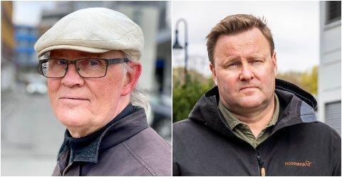 ANGRER: Kristoffer Rypdal angrer på at han kalte koronatopp Espen Rostrup Nakstad en asshole.
