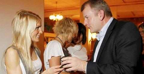 Skipresident Erik Røsteer skuffet over at Therese Johaug har fått en strengere straff i CAS. Arkivbilde