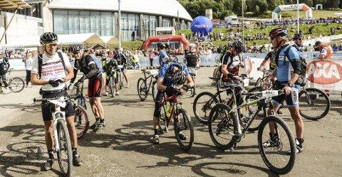 Deltakere blir årlig frastjålet sykler i Birkebeinerrittet.
