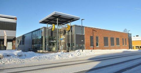 STERK POSISJON: Amfi Raufoss er den klart viktigste grunnen til å folk oppsøker Raufoss sentrum, i følge OAs lesere.