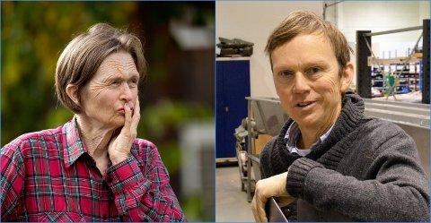 STERK FAMILIE: Ruth Katharina Mustad Bevreng og Hans Holth Mustad er to av tre søsken som forvalter verdiene skapt av Mustad-konsernet.