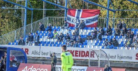AVLYST: Slik blir det ikke på Ski stadion  år. Fotballsesongen for lagene fra 3. divisjon og nedover er avlyst.
