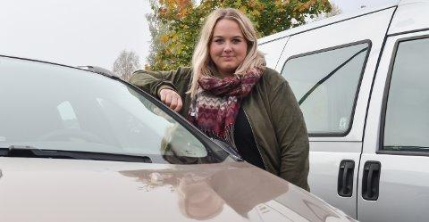 IKKE IMPONERT: Løten-ordfører Marte Larsen Tønseth (Sp) er ikke imponert over Samferdselsdepartementets behandling av klagen på de fastsatte takstene på riksveg 3/25.